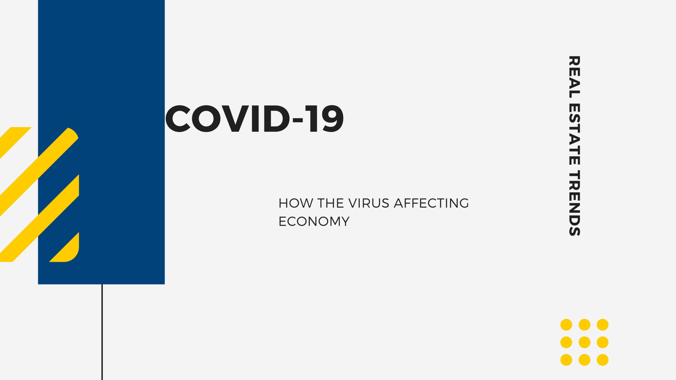 coronavirus impact on real estate